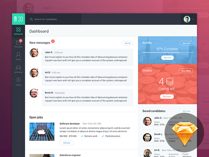 Captivating 1956259 Dashboard Design: Best User Dashboard UI Examples