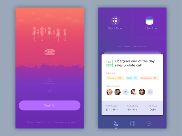 marvelous design - App Design Ideas