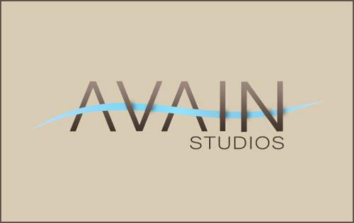 AVIAN Studios Logo Photoshop tutorial