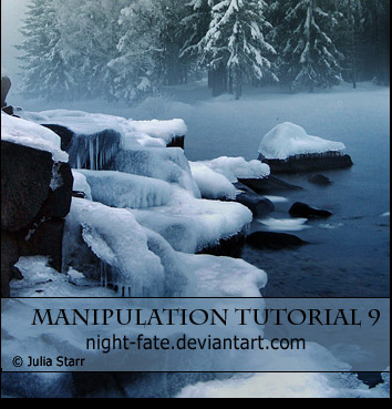 Manipulation Photoshop tutorial