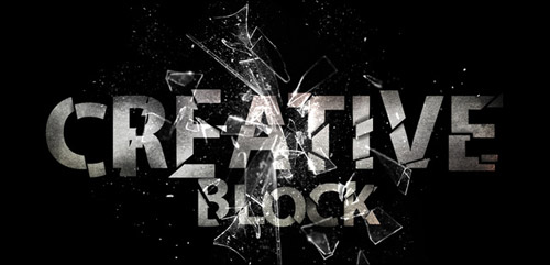 Smashing Your Creative Block Photoshop tutorial