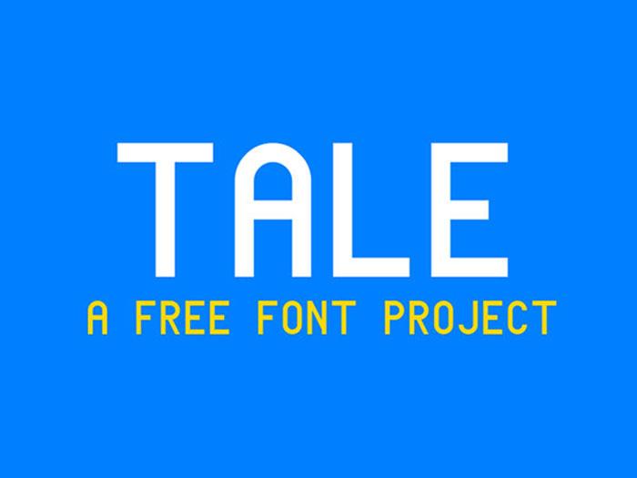 good header fonts