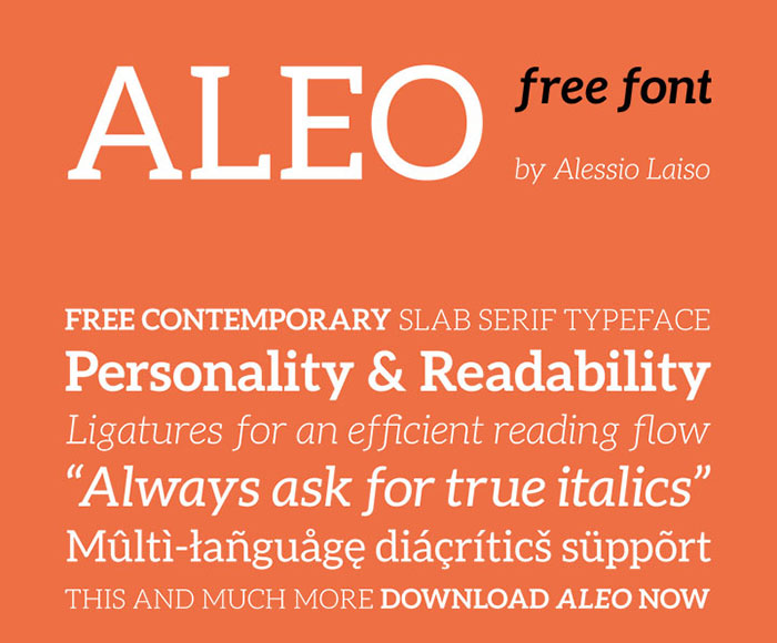 Bold Fonts: 42 Free Thick Fonts To Use For Headlines
