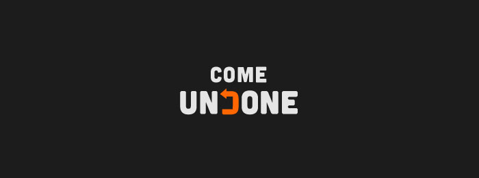 ComeUndone Best Free Fonts For Logos 72 Modern And Creative Logo
