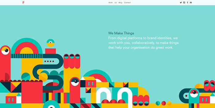 graphic designer websites 31 creative examples