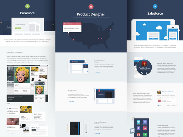 Portfolio Website Examples And Tips To Create Them