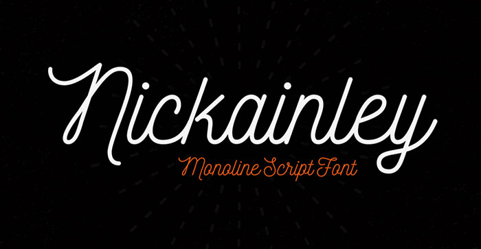 Free Handwriting And Script Fonts - 70 Examples