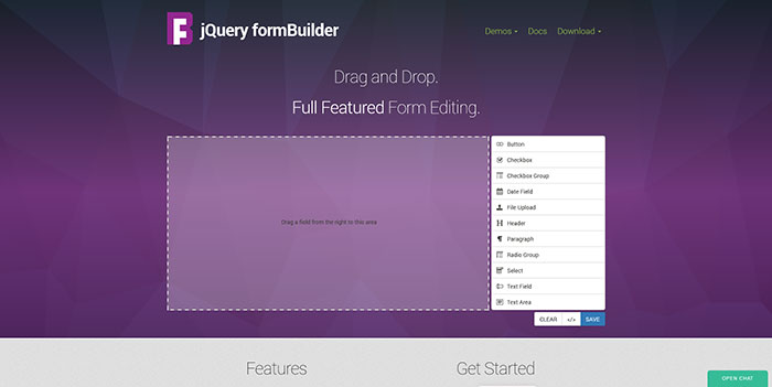 37 jQuery Form Plugins To Download And Use