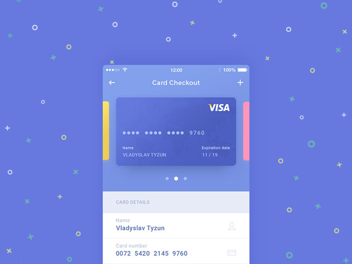 Best Bike App >> User Interface Design Inspiration - 40 UI Design Examples