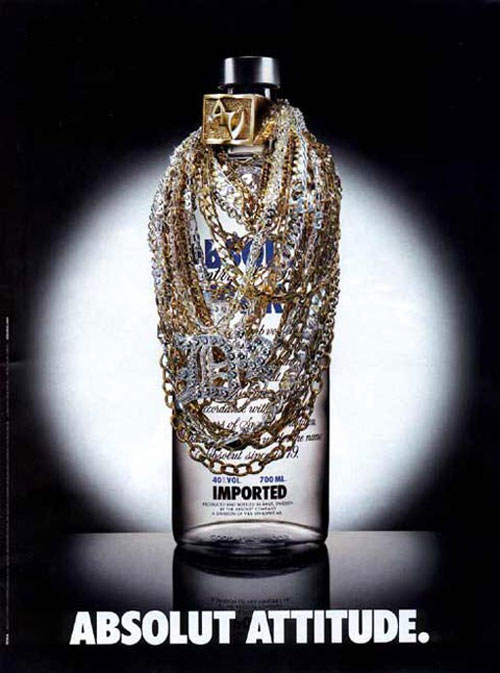 Absolut Vodka Print Advertisement 22