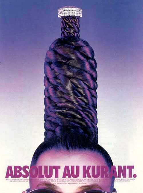 Absolut Vodka Print Advertisement 23