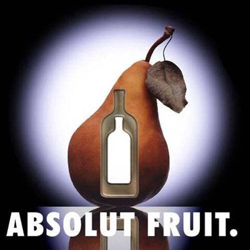 Absolut Vodka Print Advertisement 38