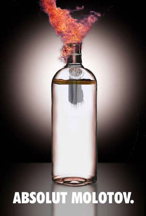 Absolut Vodka Print Advertisement 47