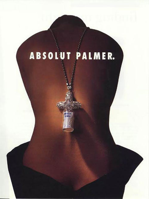 Absolut Vodka Print Advertisement 48