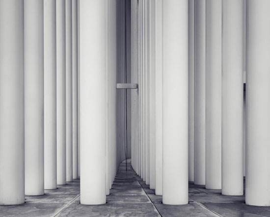 Columns Abstract Photography