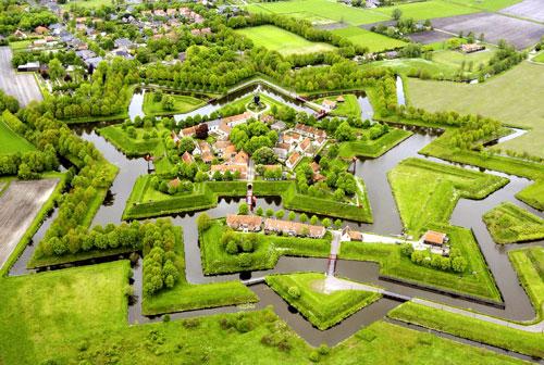 Bourtange, Holland