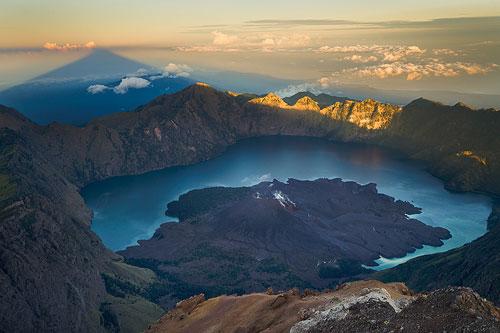 Gunung Ninjani, Lombok