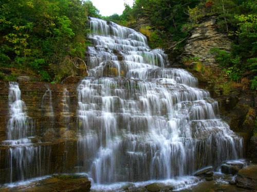 Hector Falls, NY