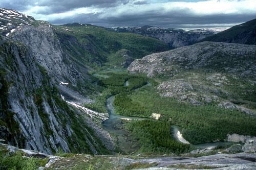 Rago National Park, Nordland, Norway
