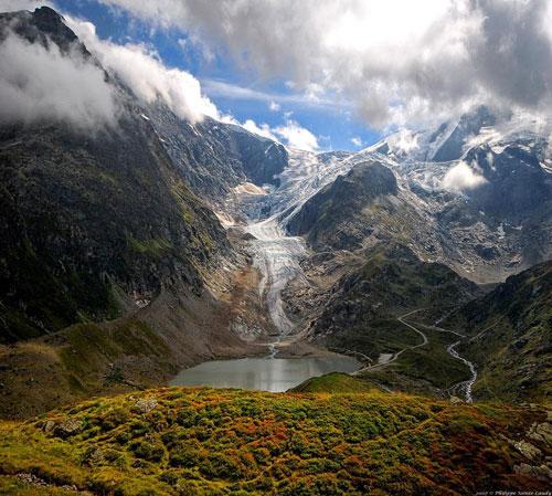 Susten Pass, Swiss Alps, Switzerland