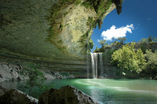 The Hamilton Pool Nature Preserve Amazing Photography