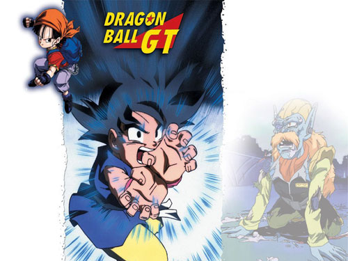 DragonBall GT wallpaper