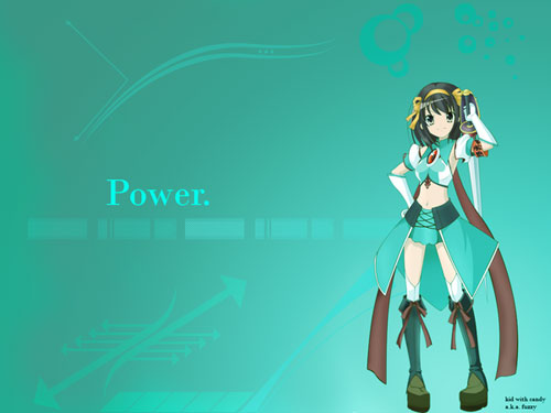 Power wallpaper