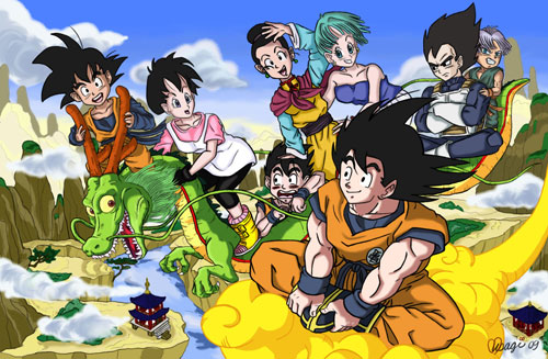 Dragon Ball Legacy anime wallpaper
