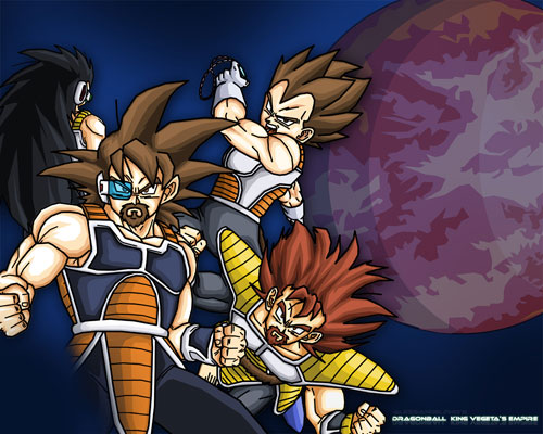 Dragonball KVE anime wallpaper