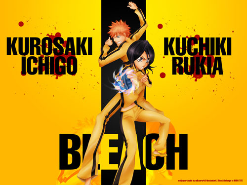 bleach anime wallpaper. Kill Bleach anime wallpaper