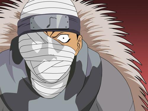 Naruto - Dosu Kinata wallpaper