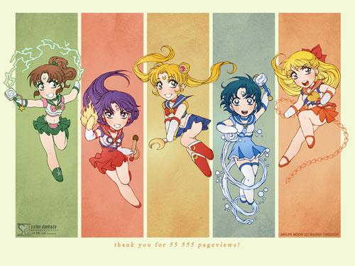 Sailor Moon anime wallpaper