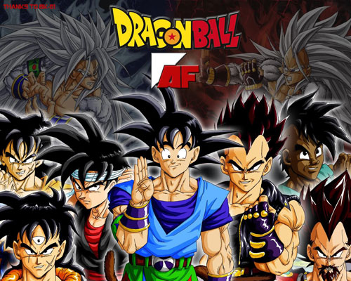 Dragon Ball Z 2 wallpaper