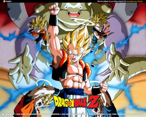 DragonBall Z 3 wallpaper