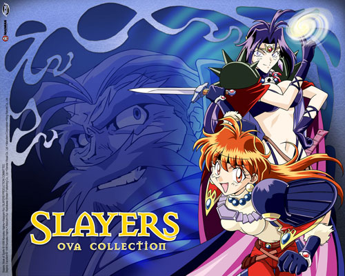 Slayers anime wallpaper