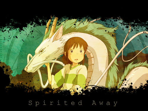 Spirited away anime wallpaper