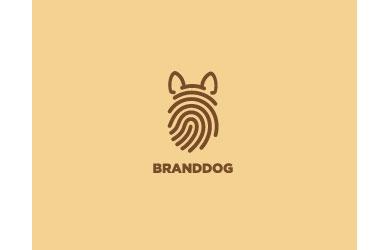 Brand Dog Logo