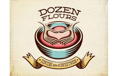 Dozen Flours Logo