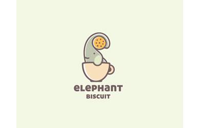 Elephant Biscuit Logo
