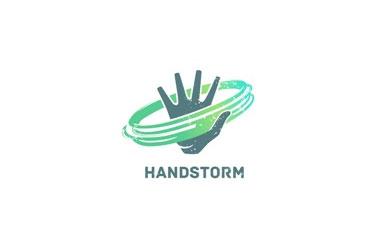 HandStorm Logo