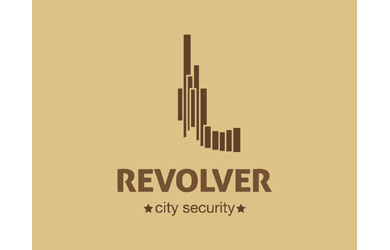 Revovler - City Security Logo