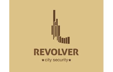Revovler - City Security Logo