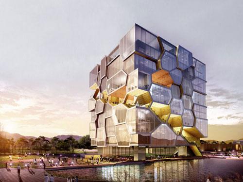 ACME UN Memorial architecture