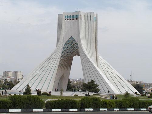 Azadi Tower - Tehran, Iran architecture