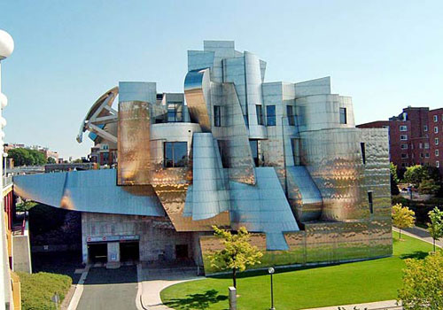 Frederick R. Weisman Art Museum - Minneapolis, USA architecture