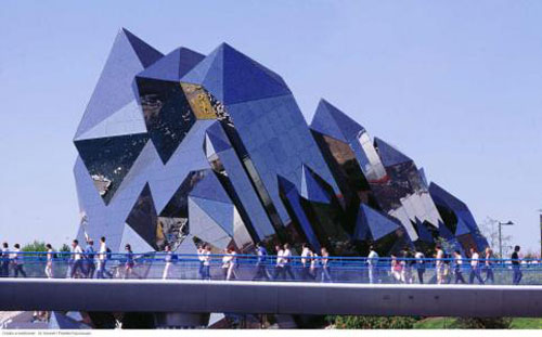 From Architecture To Science Fiction 93 Sci Fi Buildings