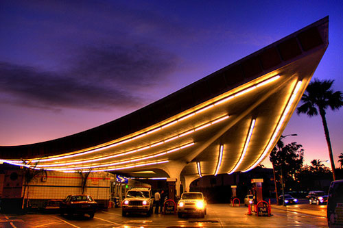 Jack Colker Union 96 Station - Beverly Hills, USA architecture