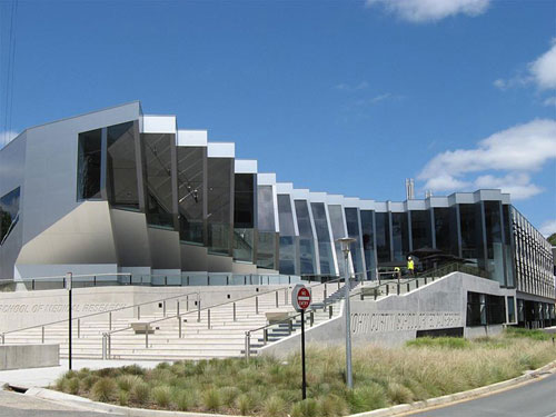 John Curtin School of Medical Research - Canberra City, Australia architecture