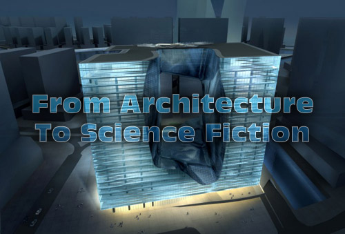 From Architecture To Science Fiction - 93 Buildings