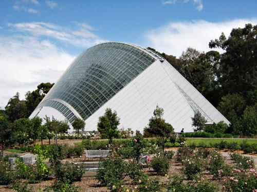 Bicentennial Conservatory - Adelaide, Australia architecture